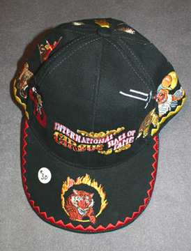 Circus Hall of Fame - Fancy Black hat