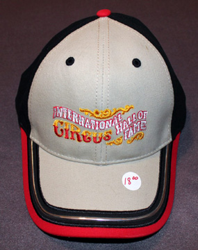 Circus Hall of Fame - Beige and Black hat