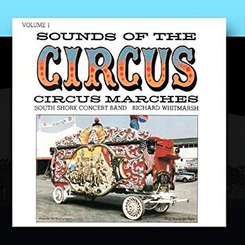 Sounds of the Circus - Volume 1 - CD
