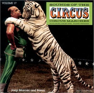 Sounds of the Circus, Volume 17 - CD
