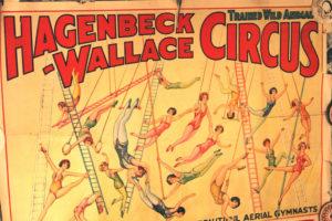 Hagenbeck-Wallace Circus Aerial Gymnasts